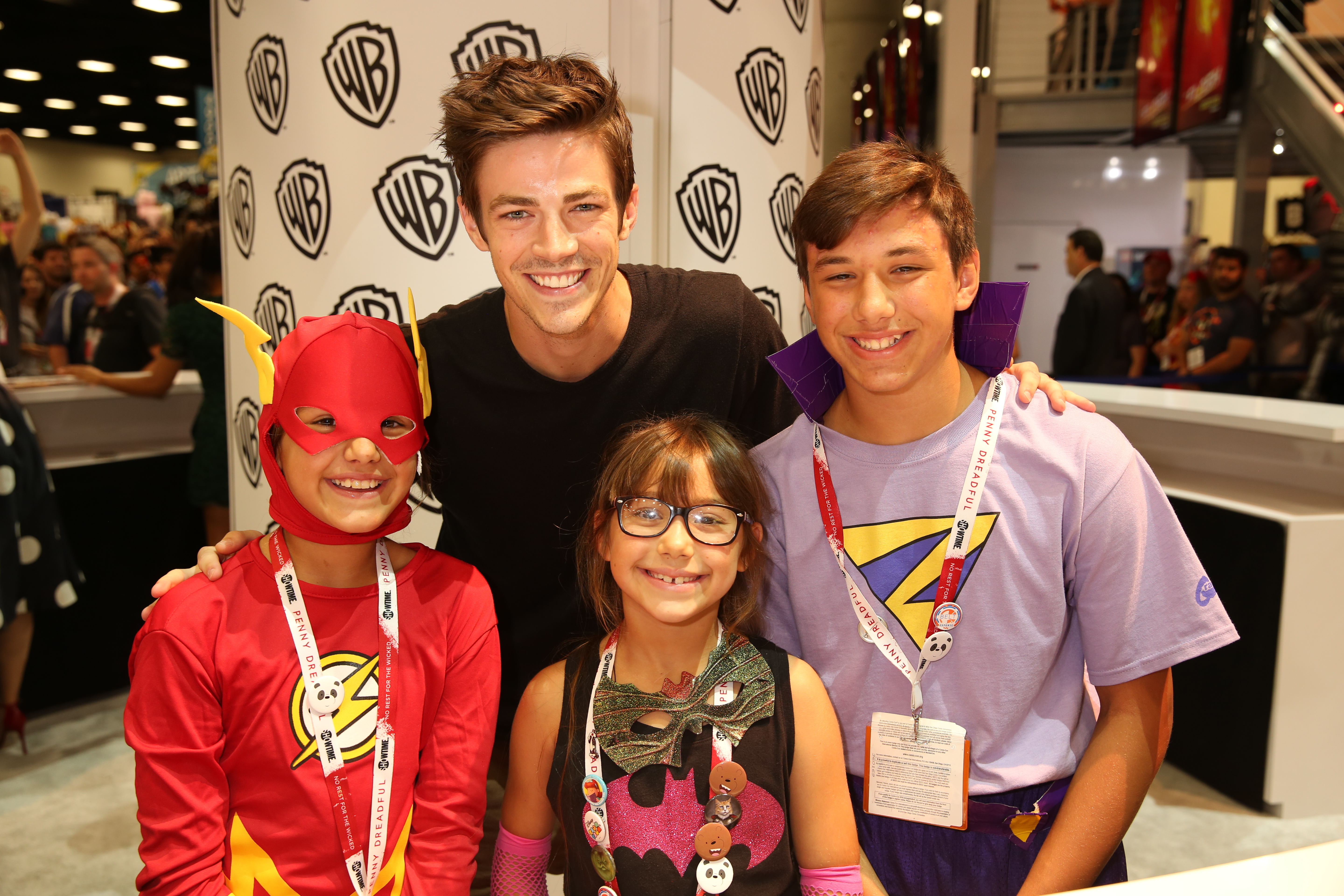 Grant gustin meet and greet images greeting card designs grant gustin meet and greet image collections greeting card designs grant gustin meet and greet gallery m4hsunfo